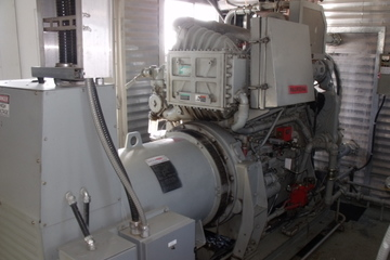 550 kW Waukesha F-18GL Natural Gas Generator Package (Dual 275 kW)