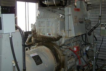 300 kW Waukesha F18GL Generator Package (with diesel backup)